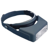 Aven 26104 OptiVisor Headband Magnifier - 2.5x