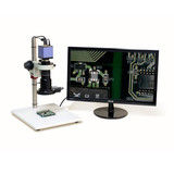 Aven 26700-103-00 Macro Video Inspection System w/HDMI 1080P Color Camera, Bu...