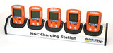 Gas Clip. MGC Charging Station - 5 bay charge station (use with MGC IR & Pellistor)  MGC-CHARGING-STATION