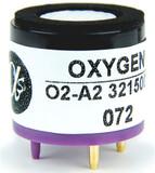 Gas Clip. Sensor - O2 replacement for MGC Pump Infrared & MGC Pump Pellistor only  MGC-SE-O2-A