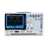 Instek GDS-2204A 200 MHz, 4-Channel, 2 GSa/s Real-Time, 100 GSa/s Equivalent-Time Visual Persistence Digital Storage Oscilloscope