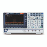 Instek MDO-2104EX 100 MHz, 4-Channel Digital Storage Oscilloscope, with Spectrum Analyzer, Dual Ch. 25 MHz AWG, DMM & Power supply