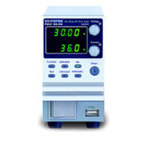 PFR100LGL Programmable DC Power Supply: Auto-Range 100W, 50V/10A, GPIB/LAN
