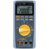 Yokogawa CA450-E/TE Process Multimeter with 4 AA Batteries, 98073 - Testing Leads, 98064 - Lead Cable, 99042 - Fuse, DOCIM - English Instruction Manual