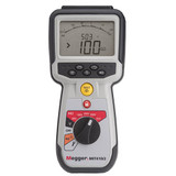 Megger MIT410/2 CAT IV Insulation and Continuity Tester with PI and DAR, 50V, 100V, 250V, 500V, 1000V