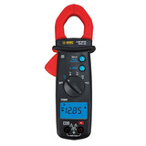 AEMC 505 (2139.82) True-RMS Clamp-on Meter, AC/DC, 600VAC/DC, 400AAC/DC, Ohms, Continuity, 600V CAT III