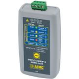 Simple Logger® II Model L432 (2-Channel, DC ±100mV/1V/10VDC, DataView® Software)