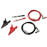 """""""Lead – Utility Test Lead Kit #1 {includes: Set of 2, 5 ft color-coded (Red/Black)"""