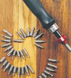 Mountz 125005 Screwdriver Kit (Bits Set - 75 pieces)