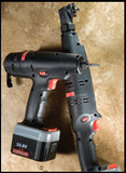 Mountz 360302 FLEXC-11PX Pistol Cordless Screwdriver (1/4 F/Hex)
