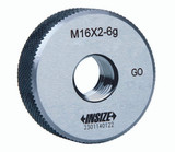 INSIZE 4120-7 METRIC THREAD RING GAGE, GO, M7x1