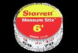 """Starrett SM66W MEASURE STIX 3/4"""" X 6FT"""