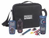 REED Instruments ST-MULTIKIT CLAMP METER/MULTIMETER COMBO KIT