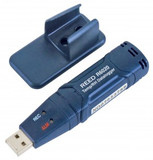 REED Instruments R6020-NIST TEMPERATURE & HUMIDITY USB DATA LOGGER, -40/158°F, -40/70°C, 0-100%RH W/NIST CERT