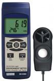 REED Instruments SD-9300-NIST MULTIFUNCTION METER, DATA LOGGER W/NIST CERT