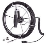 REED R8500-20M 9.8mm Camera Head on 65.6' (20M) Cable Reel for R8500 Video Inspection Camera