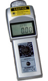 Shimpo DT-205LR (LCD) Contact / Non-Contact Tachometer