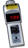 Shimpo DT-207LR (LED) Contact / Non-Contact Tachometer
