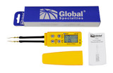 Global Specialties LCR-58 Tweezer LCR Meter with ESR