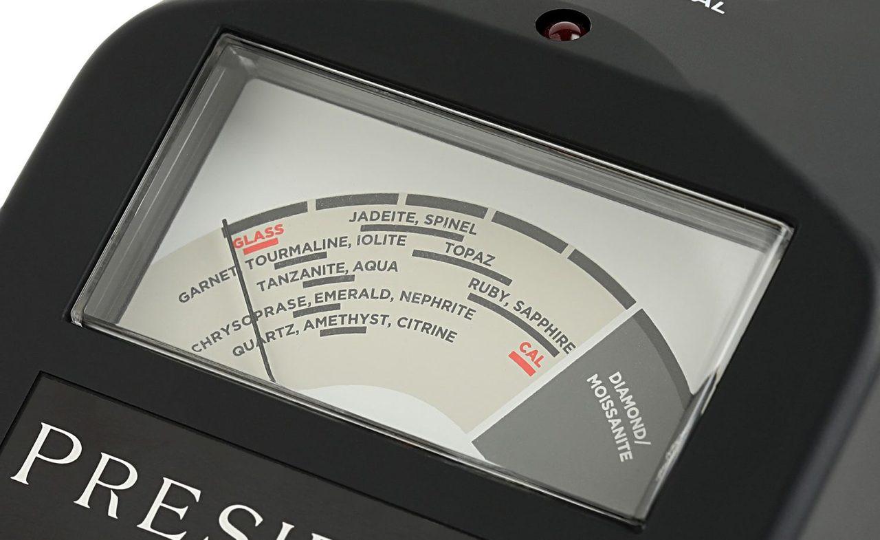 Display of Gem names