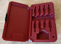 Plastic Case for Hardness Picks