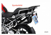 "BMW R1200GS LC Hepco & Becker ""Lock-it"" Pannier Frames (black)"