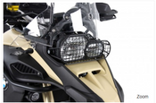 BMW F800GS Adventure Hepco & Becker Headlight Grill