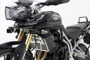 TRIUMPH Tiger 800 XC (up to 2014) - Hepco & Becker Upper Crash Bars (black)