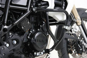 BMW F650GS Twin / F700GS Hepco & Becker Lower Crash Bars (black)