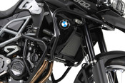 BMW F650GS / F700GS / F800GS  Hepco & Becker Upper Crash Bars (black)