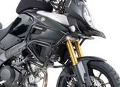 SUZUKI V-Strom 1000 ABS [2014 - 2016] Hepco & Becker Upper Crash Bars (black)