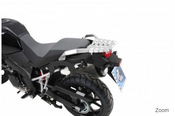 SUZUKI V-Strom 1000 ABS (from 2014) - Hepco & Becker C-Bow Soft Bag Carrier