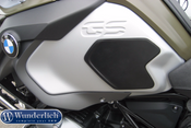BMW R1200GS LC Adventure (2014 - ) Wunderlich Tank Pad Set (black)