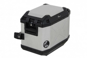 Hepco & Becker XPLORER 40 Litre Side Case Set (Silver)