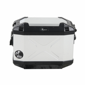 Hepco & Becker XPLORER 30 Litre Side Case Set (Silver)