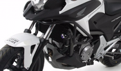 HONDA NC 700X / 750X / DCT Hepco & Becker Upper Crash Bars (black)