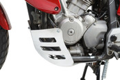 HONDA XL650V Transalp SW-MoTech Engine Protection Plate (silver)