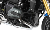 BMW R1200GS LC Hepco & Becker Lower Crash Bars (black)