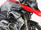BMW R1200GS LC Hepco & Becker Upper Crash Bars (black) - r1