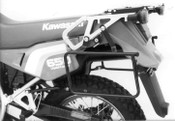 KAWASAKI KLR650 Hepco & Becker Pannier Frames (black) - A