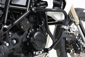 BMW F800GS Hepco & Becker Lower Crash Bars (black)