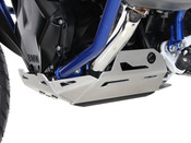 BMW R1250GS Hepco & Becker Engine Protection Plate (silver)