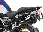 "BMW R1250GS Hepco & Becker ""Lock-it"" Pannier Frames (black)"