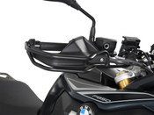 BMW F850GS Hepco & Becker Hand Guard Crash Bars (black)