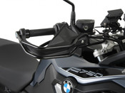 BMW F750GS Hepco & Becker Hand Guard Crash Bars (black)