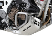 Honda CRF1000L Africa Twin Adventure Sports Hepco & Becker Lower Crash Bars (stainless steel)