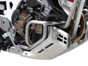 Honda CRF1000L Africa Twin Adventure Sports Hepco & Becker Upper Crash Bars (stainless steel)