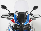 Honda CRF1000L Africa Twin Adventure Sports Hepco & Becker Hand Guard Crash Bars (black)