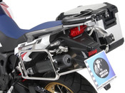 Honda CRF1000L Africa Twin Adventure Sports Hepco & Becker Toolbox for Pannier Frame {Cut-Out}