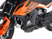 KTM 790 Adventure/R Hepco & Becker Lower Crash Bars (black)